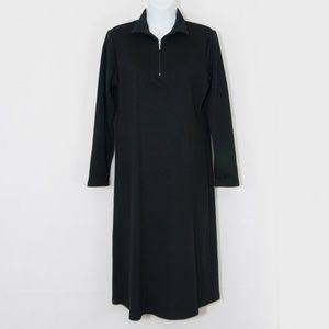 Cali and York Long Sleeve Shift Knit Dress S 1609X
